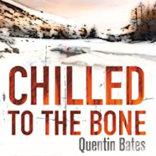 Chilled to the Bone: Gunnhildur Mystery, Book 3 Audiobook by Quentin Bates Narrated by Mel Hudson