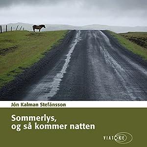 Sommerlys, og så kommer natten [Summer Night and Then Comes the Light] Audiobook
