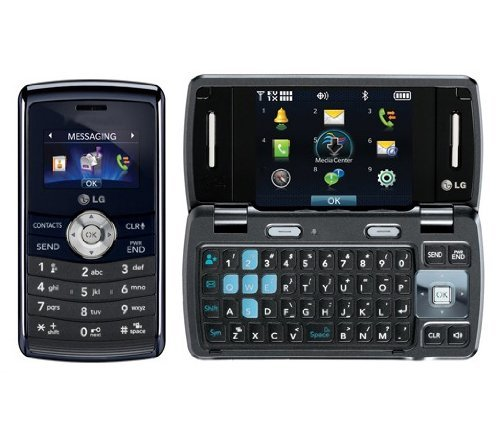 (New Verizon LG enV3 VX9200 No Contract 3G QWERTY MP3 3MP Camera Cell Phone)