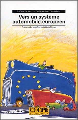 En ligne téléchargement Vers un système automobile européen epub, pdf