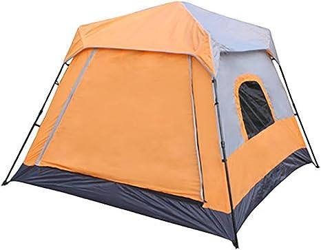 ZMEETN Tienda Instantánea, Tiendas De Campaña Familiares Automático Hidráulica Protección Playa Camping Al Aire Libre Portátil Impermeable Ventilada,5 8 Personas: Amazon.es: Deportes y aire libre