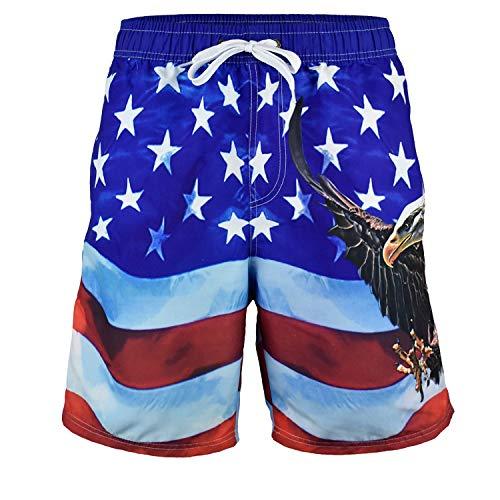 VBRANDED Men's American Flag 8