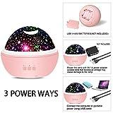 Unicorn Gifts for Girls Star Night Light