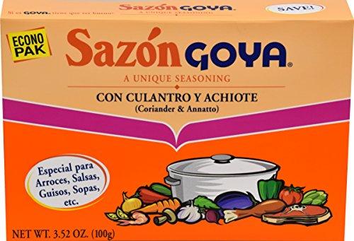 Sazon Con Culantro Y Achiote