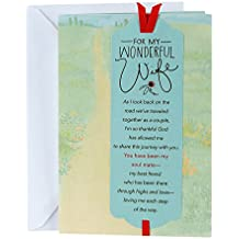 DaySpring Mother's Day Greeting Card for Wife (Honored and Blessed)
