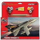 Airfix Panavia Tornado F3 Starter Gift Set (1:72 Scale)