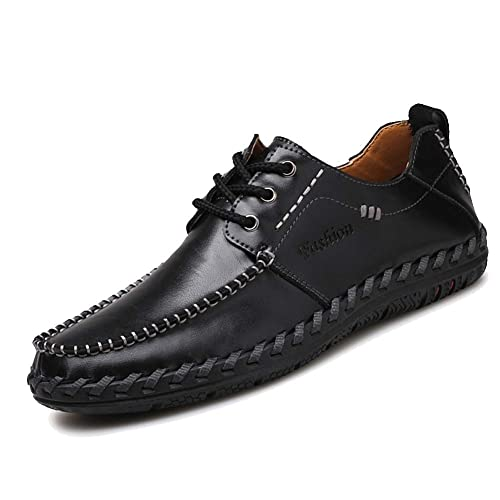 Pisos Informales para Hombres, Zapatos De Viaje Antideslizantes, Mocasines Resistentes para Caminar: Amazon.es: Zapatos y complementos