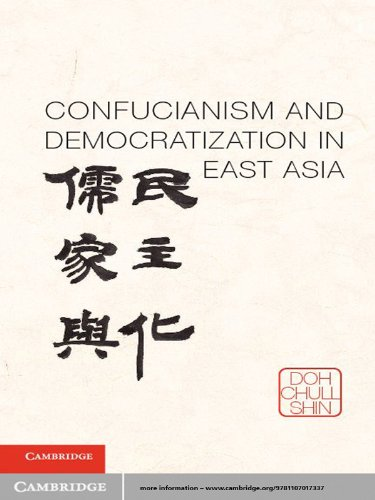 Confucianism and Democratization in East Asia (English Edition)