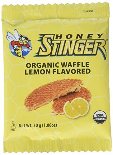Honey Stinger Waffle Pack, Lemon, 1 ounce, pack of ()