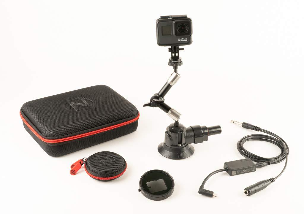 Nflightcam Cockpit Video Kit for GoPro Hero5 Black