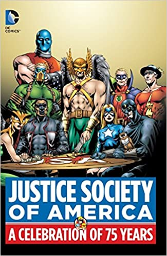 Justice Society of America: A Celebration of 75 Years: Roy