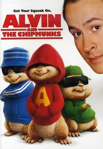 Alvin And The Chipmunks Halloween Movie (Alvin and the Chipmunks)