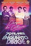 capa de Choque de Cultura: 79 filmes pra assistir enquanto dirige