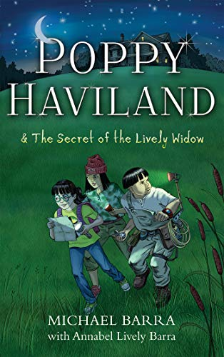 Poppy Haviland & The Secret of the Lively Widow (English Edition)