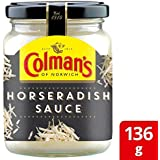 Colman's Horseradish Sauce - 136g (0.29 lbs)