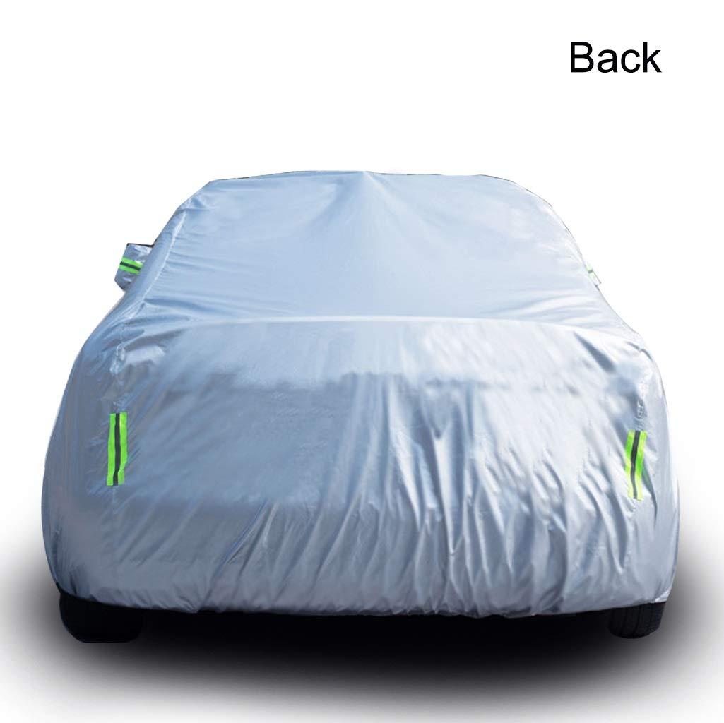B/âche Voiture Compatible avec Range Rover Sport Protection contre les intemp/éries Tous les protections auto int/égr/ées /à la charpie /Épaissir les couvertures ext/érieures imperm/éables Protection contre l