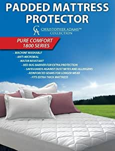 Padded Mattress Protection