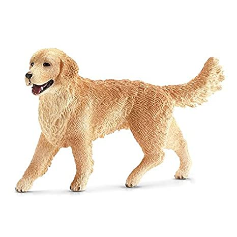 Buy Schleich Female Golden Retriever Toy Figure Online At Low Prices