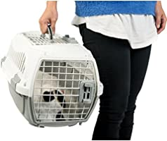 Favorite Transportin con Dos Puertas para Mascotas, capazo de ...