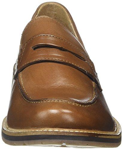 Lotus Jensen, Mocasines para Hombre Marrón - marrón (Tan)