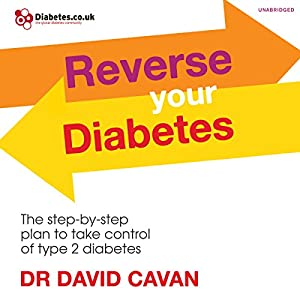 Reverse Your Diabetes Audiobook