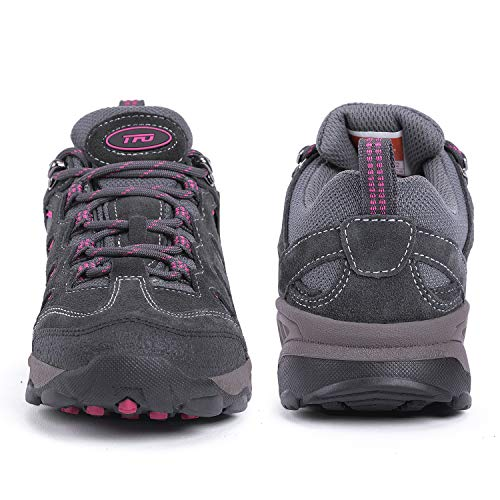 TFO Womens Lightweight Non-Slip Hiking Shoes Breathable Running Camping Outdoor Sports Trekking Shoes Sneakers