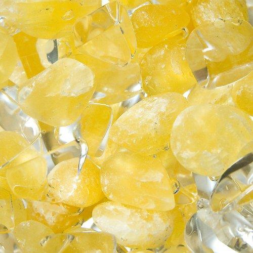VitaJuwel Gemwater Infused Glass Bottle with Crystals Gemstone (Sunny Morning) by VitaJuwel (Image #2)