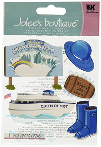 Jolee's Boutique Dimensional Stickers, Niagara Falls from Jolee's Boutique