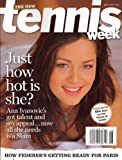 Tennis Week, May/June 2008 Issue