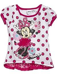 Minnie Mouse Little Girls Fashion Tee Shirt