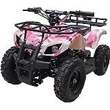Pink Camo Sonora Kids ATV by Go-Bowen