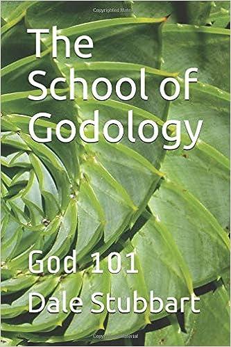 The School of Godology - God 101