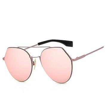 Frau Männlicher Allgemeiner Trend In Europa Und Amerika Retro-Sonnenbrille Gläsern,A3