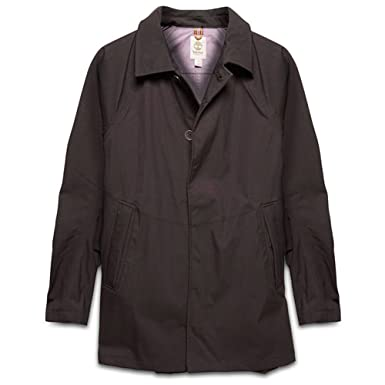 Timberland Chaqueta para hombre impermeable Ragged Mountain ...