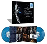Game Of Thrones - Music From The HBO Series Season 7 (Exclusive Limited Edition White And Blue Marbled 2XLP Vinyl) [Condition-VG+NM]