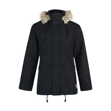 80bc9ed141d3 Tokyo Laundry Mens Faux Fur Trim Hooded Parka Jacket Coat. Style - Portia  (1J4899AR