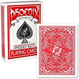 Carte Phoenix ( un Mazzo Rosso )