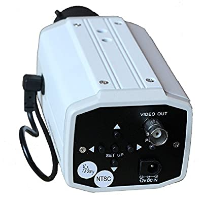 Vanxse® Cctv Effio-e 1/3 Sony CCD 960h Auto Iris 1000tvl 3.5-8mm Bullet Box Camera Surveillance Security Camera