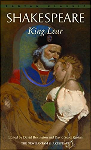 literary techniques in king lear