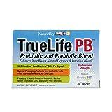 TrueLife PB Probiotic and Prebiotic Blend – 30 Billion Dairy Free CFUs Per Capsule -30 Delayed Release DRcaps® (Single Pack)