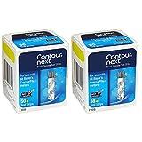Contour-Next Bayer Blood Glucose Test Strips, 100