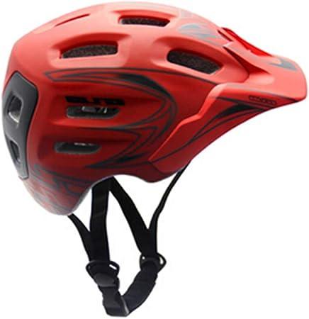 NIKINA Casco de equitación para XC Trail Enduro Multi ...