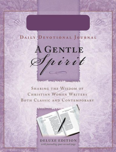 A Gentle Spirit Journal - Gentle Ashleigh