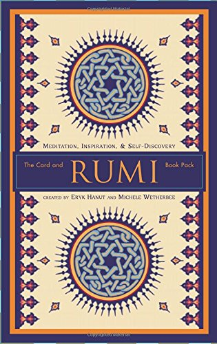 Rumi: The Card and Book Pack, Meditation, Inspiration, & Self-Discovery [Rumi] (Tapa Blanda)
