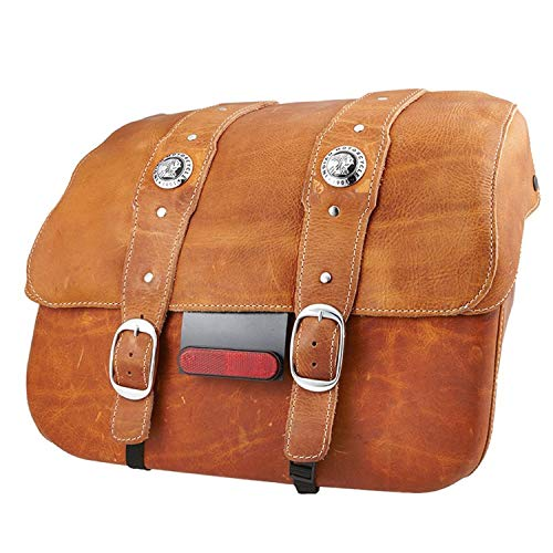 Indian Motorcycle New OEM Genuine Leather Saddlebags for sale  Delivered anywhere in USA