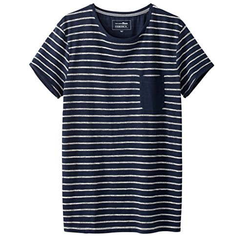 tom-tailor-mens-striped-t-shirt-with-breast-pocket-beige-size-xl