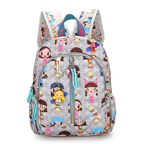 Dorapocket Children Harajuku Doll Cartoon Backpack Student Casual