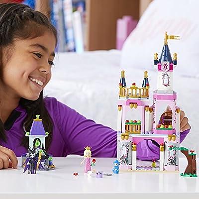 LEGO - Disney Princess Sleeping Beauty's Fairytale Castle 41152 Building Kit (322 Piece): Toys & Games