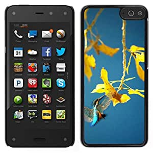 Caucho caso de Shell duro de la cubierta de accesorios de protección BY RAYDREAMMM - Amazon Fire Phone - Planta de la primavera