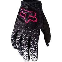 2018 Fox Racing Youth Girls Gloves-Black/Pink-YL